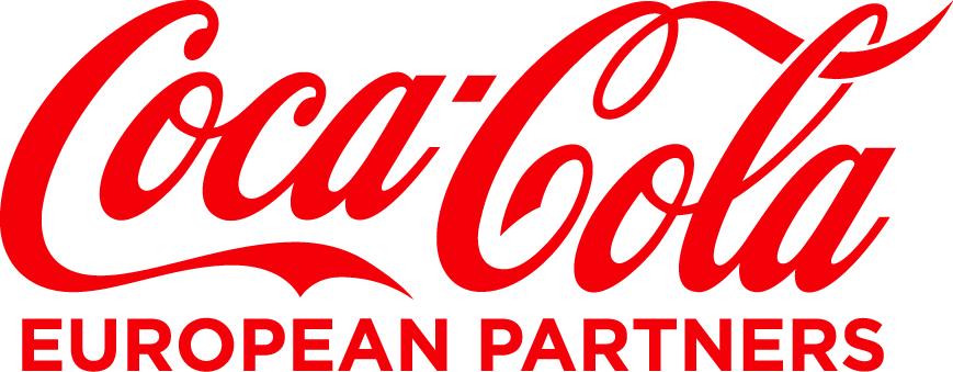 Logo Coca-Cola European Partners